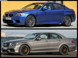 Coupe Series bmw m3 vs m5 : Mercedes-Benz E63 AMG V8 BiTurbo Performance Package vs BMW M5 F10 ...
