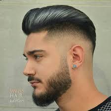 Amazing Haircut Ideas For Men Bart Střihy A účesy Pánské účesy