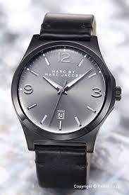 trend watch rakuten global market marc by marc jacobs mens marc by marc jacobs mens watch danny ( danny ) gray times black black