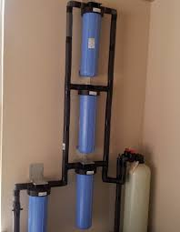 In Home Water Filtration Pure Water Gazette A Multi Filter Installations Provide Better