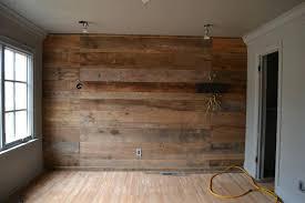 barn wood wall ideas clock panels reclaimed design hanging