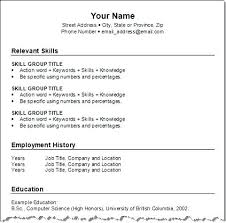 Here Are Making A Build Your Resume Free On Resume Template Free