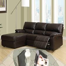 sofa sofa reclining small black leather design cool shape l fortable foot sofa black round