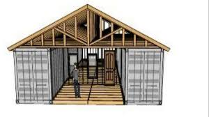 Shipping container workshop plans