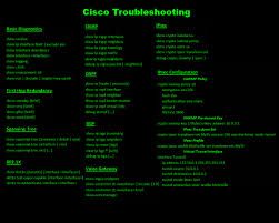 cisco command cheat sheet i made a simple cisco cheat sheet for basic troubleshooting let me
