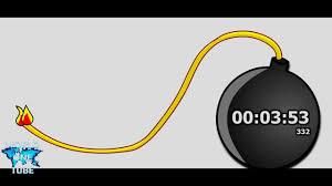 Timer 4 Min 4 Minutes Countdown Timer Alarm Clock