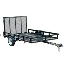 shop carry on trailer 5 ft x 8 ft wire mesh utility trailer with Flatbed Trailers Electrical Wiring carry on trailer 5 ft x 8 ft wire mesh utility trailer with Trailer Light Wiring