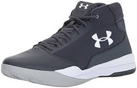under armour 2017. under armour men\u0027s jet 2017 basketball shoe, stealth gray, t