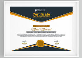 Sample Certificates Templates 50 Multipurpose Certificate Templates And Award Designs For Business