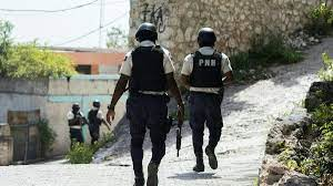 replace Moses. The Haitian police ...
