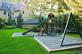 swing set playground options
