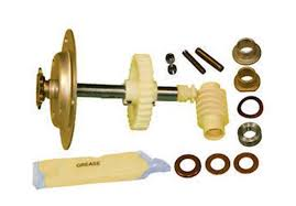 changing gear shaft assembly on chain drive garage door opener diy forums
