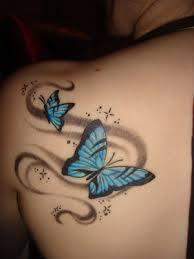 Tetování Motýli Fotogalerie Motivy Tetování