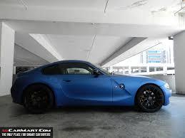 BMW 3 Series bmw z4 matte : Matte / Frozen Blue BMW Z4M Coupe | Car | Pinterest | BMW, Cars ...