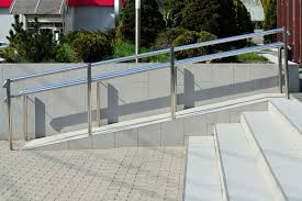 installing temporary or permanent wheelchair ramps can be an affordable solution for residential and commercial mobility needs