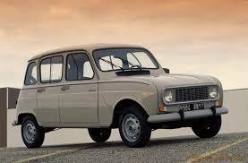 Renault 4 (1961-1992) - SpeedDoctor.net : SpeedDoctor.net