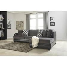 Ashley Furniture Kumasi Smoke Living Room Laf Sofa