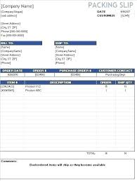 Packing List Template Excel Company Phone Here Is Preview Of Another ...
