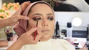 henda coiffure makeup tutorial