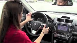 Jordyn 2014 Toyota Camry SE V6 Walk Around for Pat - YouTube
