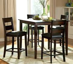 cherrywood kitchen table gorgeous dining room decoration using pub height dining table marvelous small dining room decoration using cherry wood high top