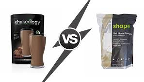 Vi Shake Comparison Chart Shakeology Vs Visalus Is One Better Than The Other