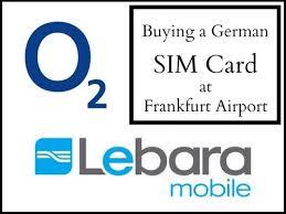 ing a sim card at frankfurt airport