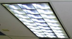 office ceiling light covers. Fluorescent Kitchen Lighting Office Ceiling Light Covers E