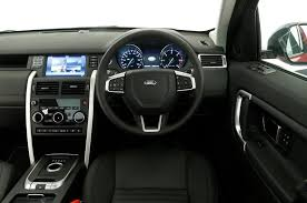 A Look From The Driver\u0027s Point Of View Land Rover Discovery Sport  Autocar