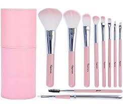 kapmore 10 pcs makeup brush set