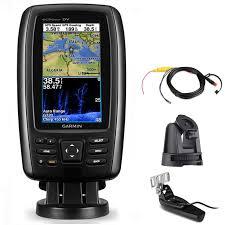 Garmin 42dv Chirp Gps Fishfinder Transducer 77 200 455 800 Khz