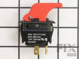 skilsaw 3400. 2610358111 on/off switch skilsaw 3400