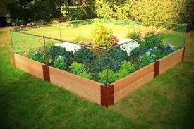 garden fencing. Small Garden Fencing Attractive Vegetable Fence Photo 3 Ideas Uk .