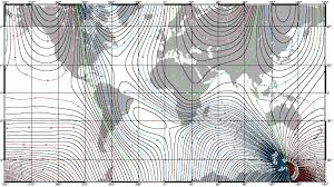 Magnetic Declination Chart File World Magnetic Declination Map 2005 Png Wikimedia Commons