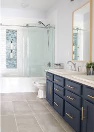 Guest Bathroom Remodel Simple Modern Classic Guest Bathroom Makeover Reveal