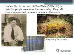 Image result for Jack London grave