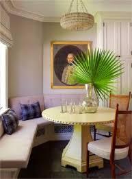 creative tonic loves jean louis deniot in la breakfast room with leather table beaded chandelier swedish portrait
