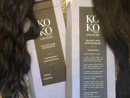 Koko Couture Hair Transformation Using Clip In Extensions