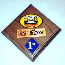 Awana Certificate Of Award Awards