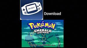Hướng dẫn tải giả lập Myboy và Pokemon Emerald việt hóa trên điện thoại  Android. - YouTube