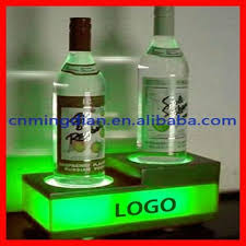 Illuminated Display Stand