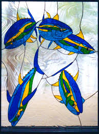 stained glass fish my dear friend makes gorgeous stained glass stained glass koi fish patterns stained glass