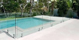 frameless glass pool fencing semi glass pool fencing 2 frameless glass pool fencing brackets