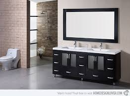 modern double sink bathroom vanities. Double Sink Vanity Sets Modern Bathroom Vanities H