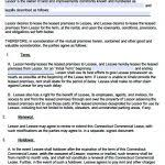 Commercial Sublease Agreement Templates Commercial Sublease ...