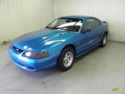 1995 Ford Mustang V6 Convertible related infomation,specifications ...