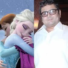 hindi olaf of frozen 2