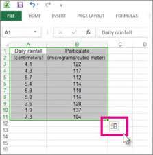 Microsoft Excel Basic Tasks In Excel