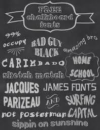 chalkboard fonts free free chalkboard fonts sarah halstead