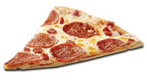pepperoni pizza slice.  Slice Throughout Pepperoni Pizza Slice E